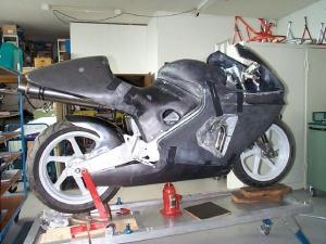 Kainzinger Tuning Motorrad BIMOTA Vizio