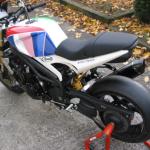 Motorrad Tuning vom Tuning Profi Kainzinger  Motorrad Motor