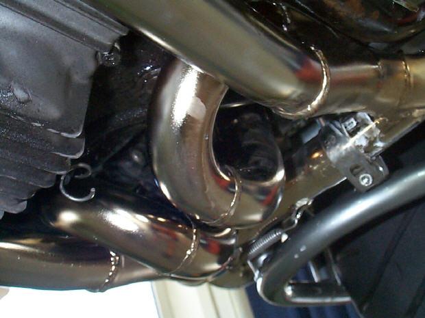Bilder Aus Dem Jahre 2000 Zu Einer Damals TUV Fahigen Auspuffanlage Fur Die Yamaha Vmax 1200 2